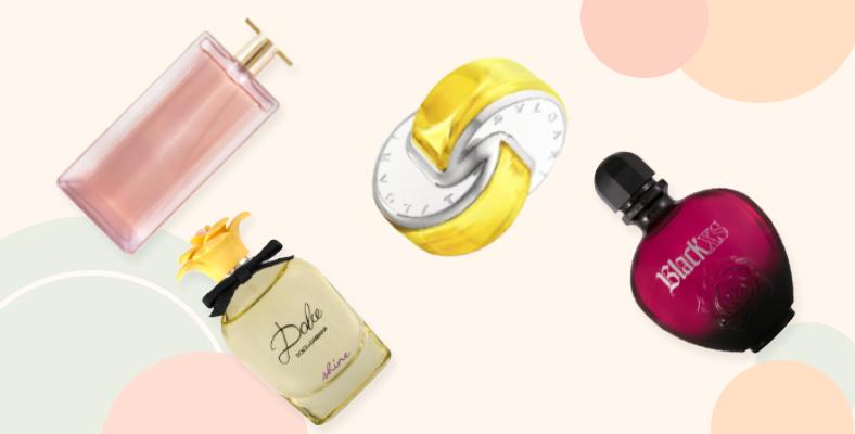 флорални дамски парфюми