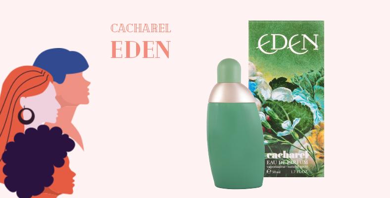Cacharel Eden парфюм за жени