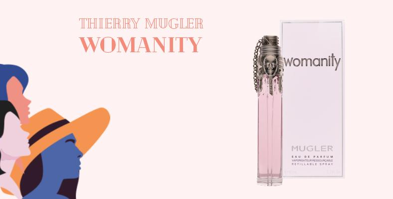 Mugler Womanity парфюм за жени