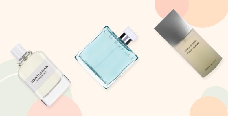 флорални мъжки парфюми