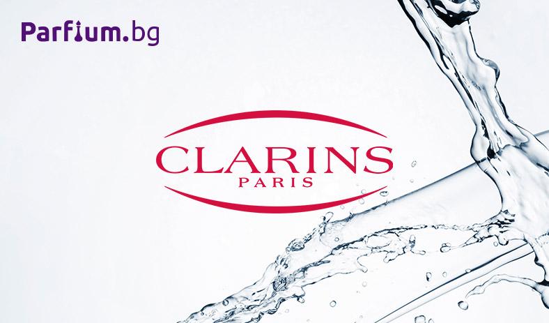 Clarins - грижа за лицето и тялото