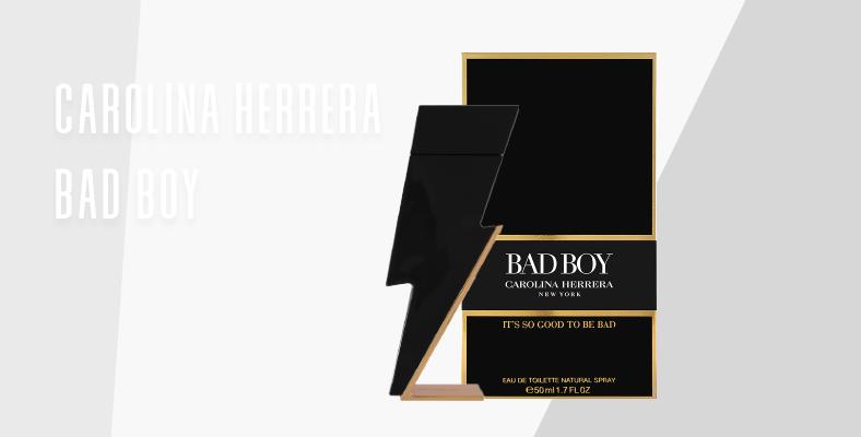 Carolina Herrera Bad Boy парфюм за мъже