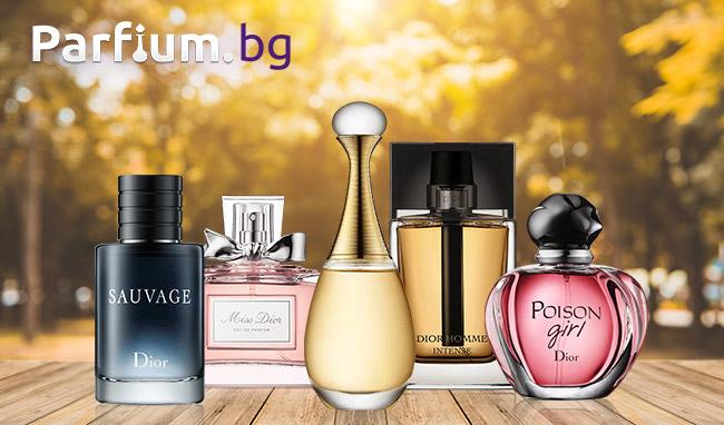 Най-добрите есенни парфюми на Dior