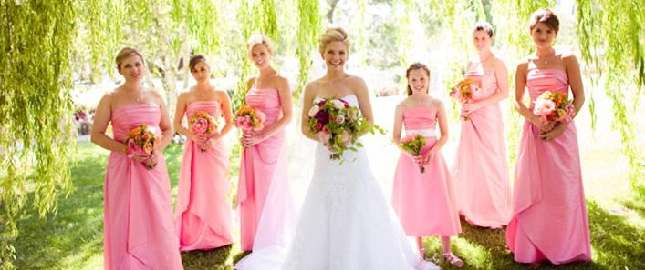 Парфюми за лятна сватба