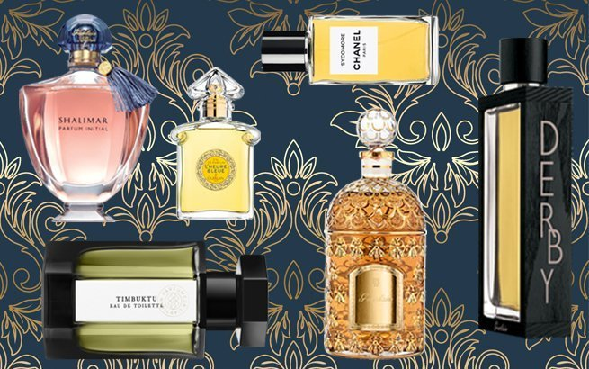 Еволюцията в шишенцата за парфюми