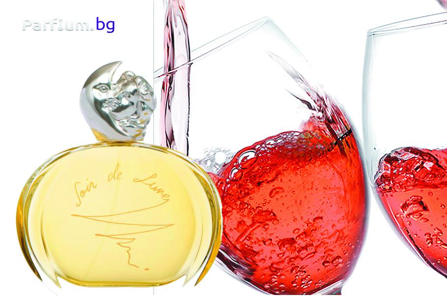 Парфюми с вкус на вино