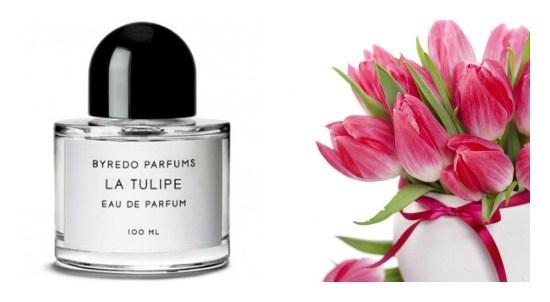 Лале - символът на вечната любов в парфюмерията
