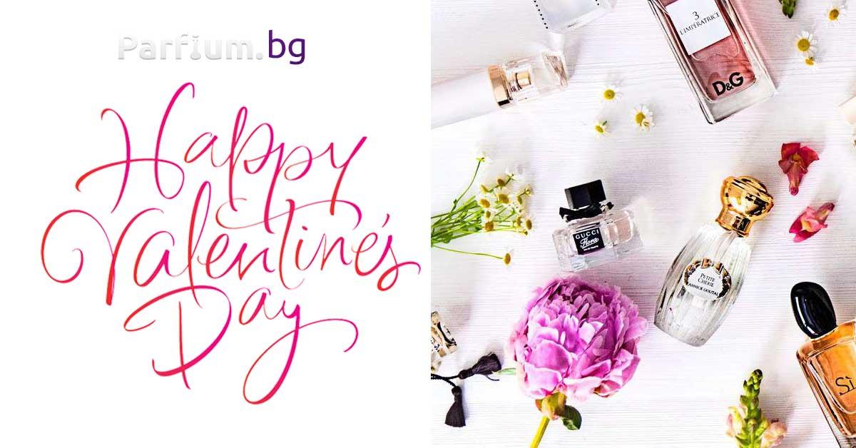 """Дамски парфюми, които са подходящи за """"Свети Валентин"""""""