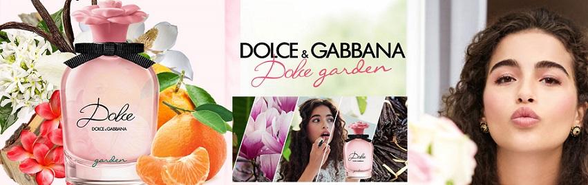 Dolce Garden – най-новото изкушение от Dolce&Gabbana
