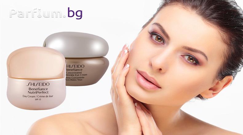 Най-добрата терапия за грижа за кожата на зрели жени от Shiseido