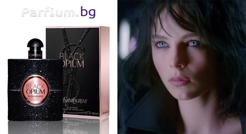 Серията Black Opium на YSL