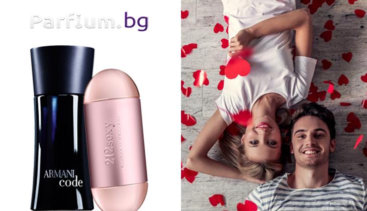 Кои парфюми са подходящи за романтична вечер на Свети Валентин