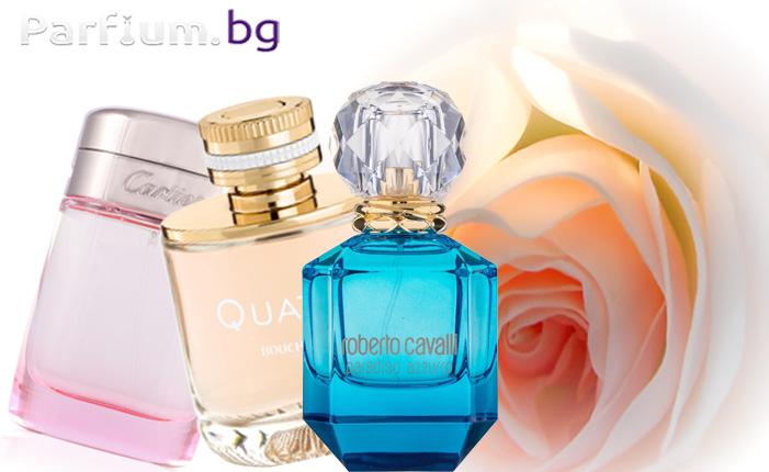 Най-предпочитаните дамски пролетни парфюми