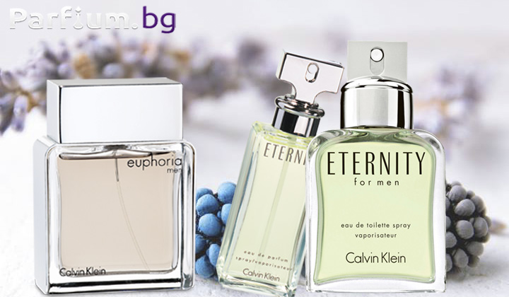 Обичани парфюми на Calvin Klein