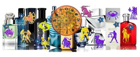 Избери парфюм според зодията си