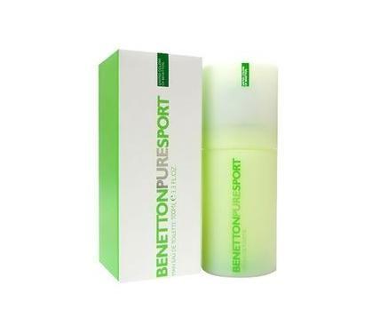 Benetton Pure Sport парфюм за мъже EDT