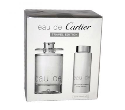 Cartier Eau de Cartier унисекс подаръчен комплект