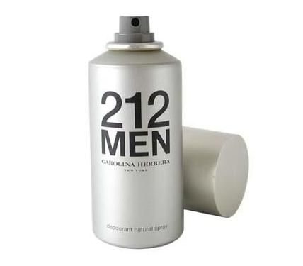 Carolina Herrera 212 deodorant 150 ml. за мъже