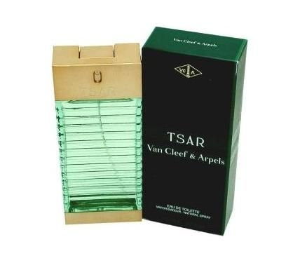 Van Cleef & Arpels Tsar 50 ml Eau De Toilette за мъже