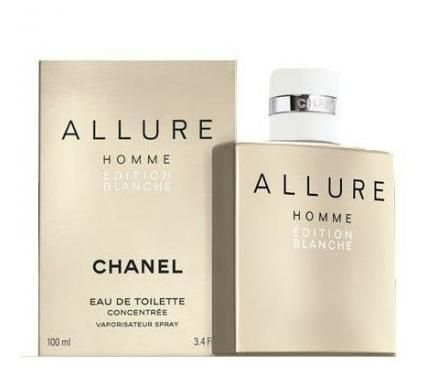 Chanel Allure Blanche парфюм за мъже EDT