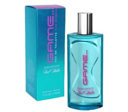 Davidoff Cool Water Game парфюм за жени EDT