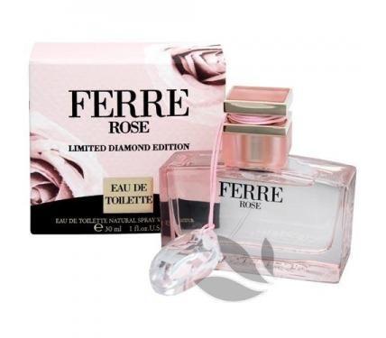 Ferre Rose Diamond Limited Edition Eau De Toilette 30 мл за жени