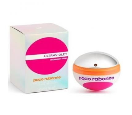 Paco Rabanne Ultraviolet Summer Pop Eau De Toilette 80 ml за жени