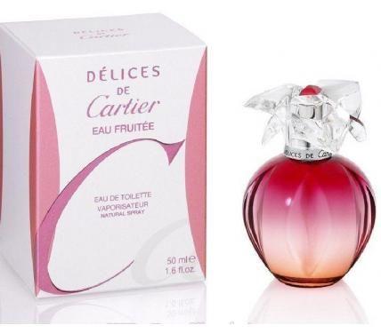 Cartier Delices De Cartier Eau Fruitee парфюм за жени EDT