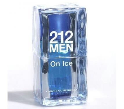 Carolina Herrera 212 ON ICE Eau De Toilette 100 мл. за мъже