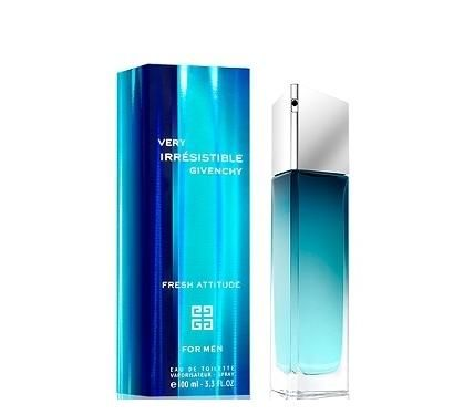 Givenchy Very Irresistible Fres Attitude парфюм за мъже EDT
