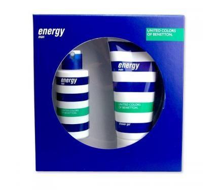 Benetton Energy комплект за мъже
