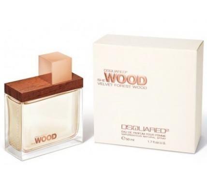 Dsquared She Wood Velved Forest Wood парфюм за жени EDP