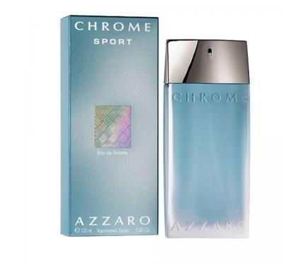 Azzaro Chrome Sport парфюм за мъже EDT