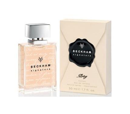David Beckham Signature Story 75 ml EDT аромат за жени