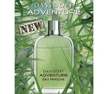 Davidoff Adventure Eau Fraiche парфюм за мъже EDT