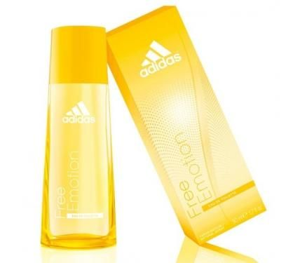 Adidas Free Emotion Ladies парфюм за жени EDT