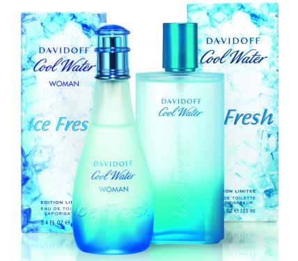 Davidoff Cool Water Ice Fresh парфюм за жени EDT