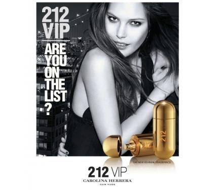 Carolina Herrera 212 Vip парфюм за жени EDP