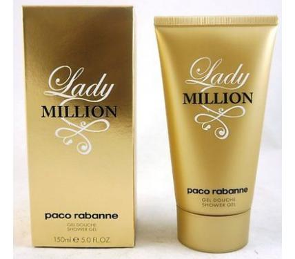 Paco Rabanne Lady Million душ гел за жени