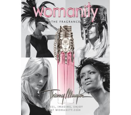 Thierry Mugler Womanity парфюм за жени EDP