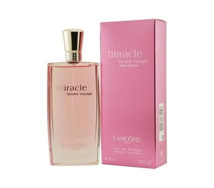 Lancome Miracle Tendre Voyage парфюм за жени EDT