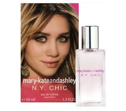 Mary Kate & Ashley Olsen N.Y Chic парфюм за жени EDT