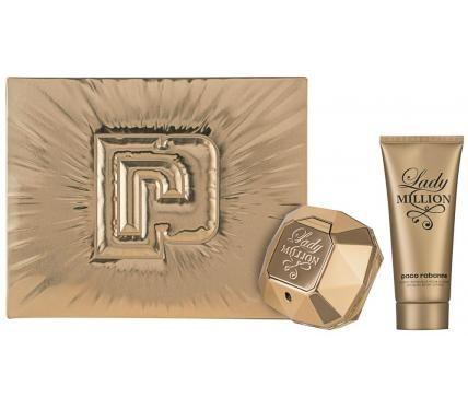Paco Rabanne Lady Million Подаръчен комплект за жени