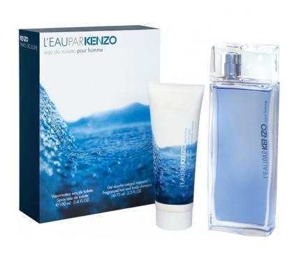 Kenzo L`eau Par подаръчен комплект за мъже