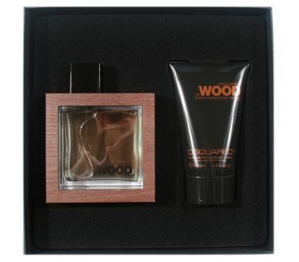 DSQUARED He Wood Rocky Mountain подаръчен комплект за мъже