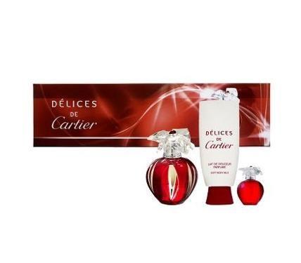 Cartier Delices подаръчен комплект за жени
