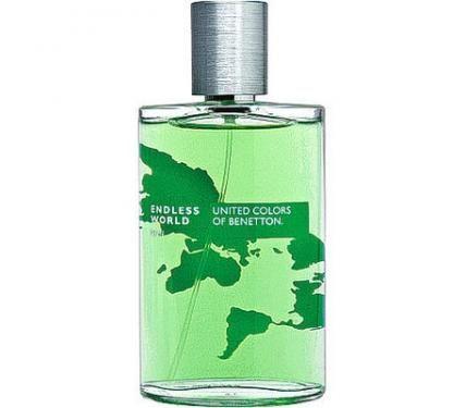 Benetton Endless World парфюм за мъже EDT