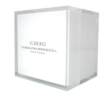 Carolina Herrera Chic дамски крем за тяло