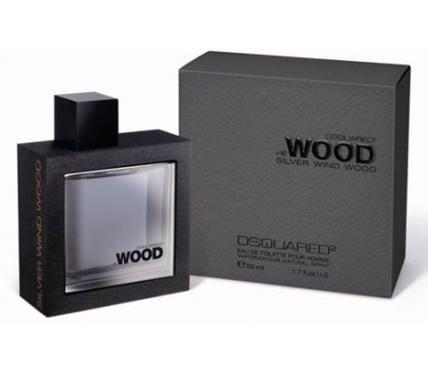 Dsquared He Wood Silver Wind Wood парфюм за мъже EDT