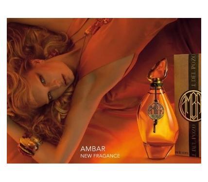 Jesus Del Pozo Amber парфюм за жени EDT